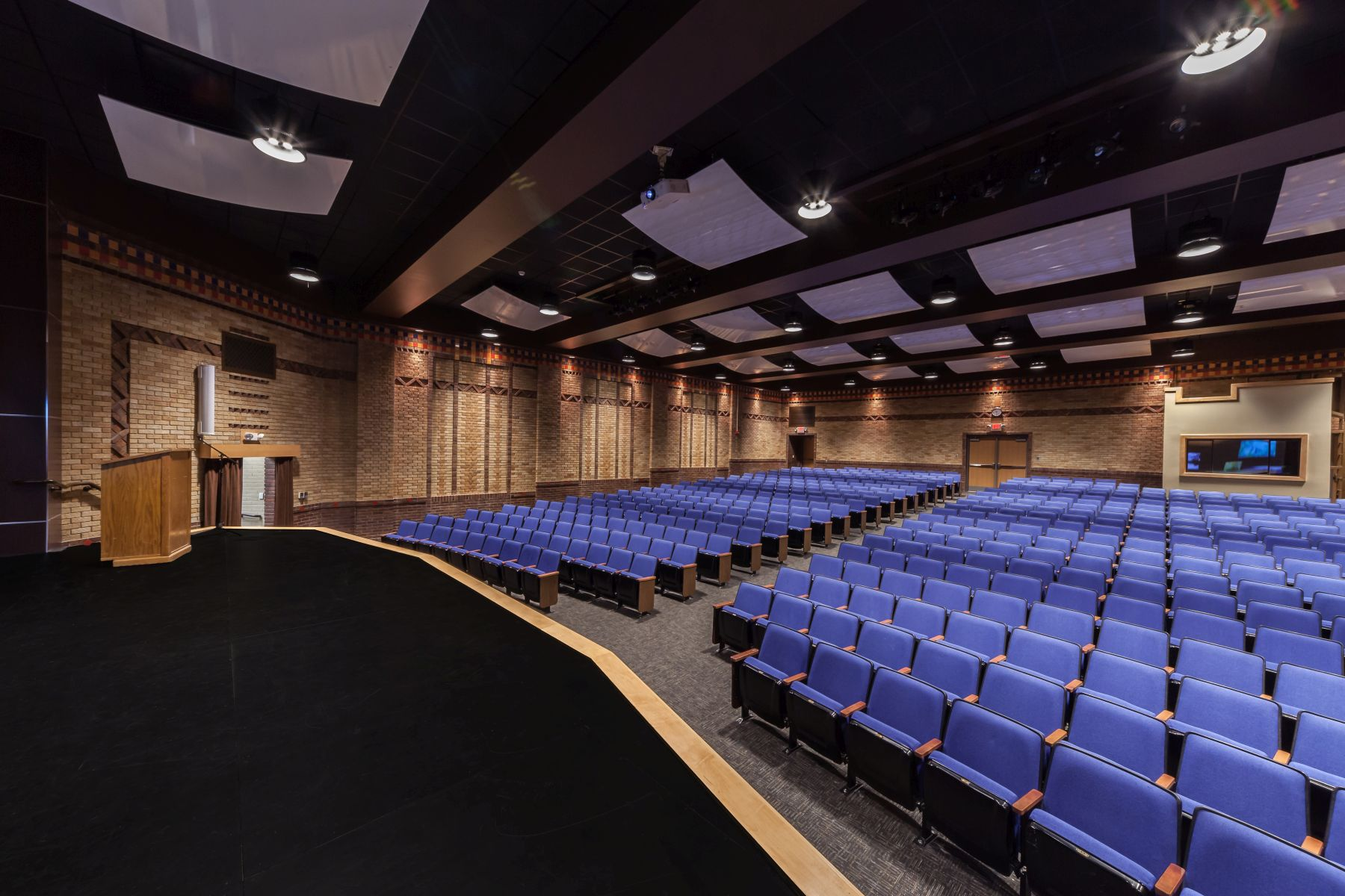 GMCN Goodland High School Auditorium_Kansas