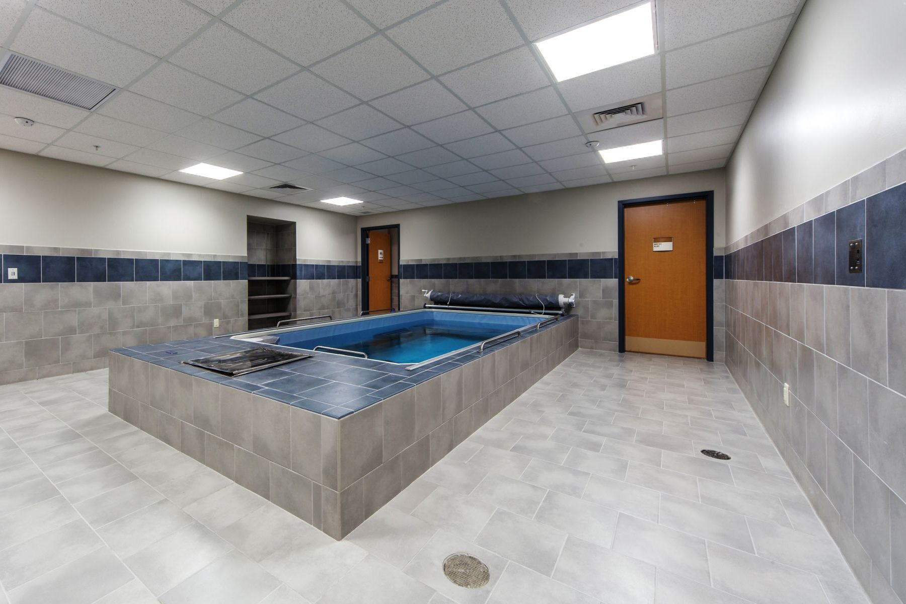 GMCN Logan County Wellness Center Pool