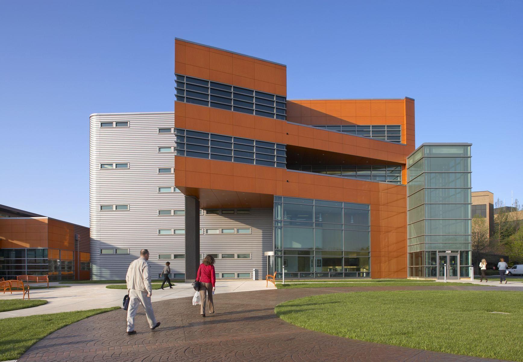 Tyson Discovery Center Exterior 1
