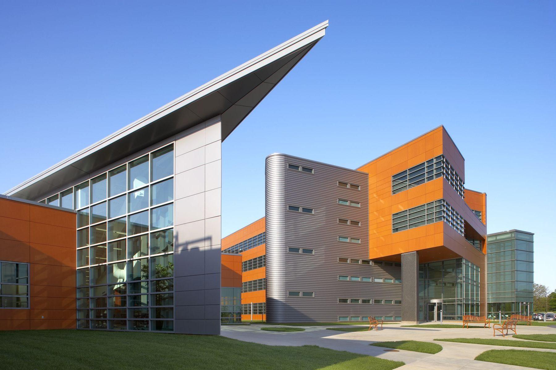 Tyson Discovery Center Exterior 2