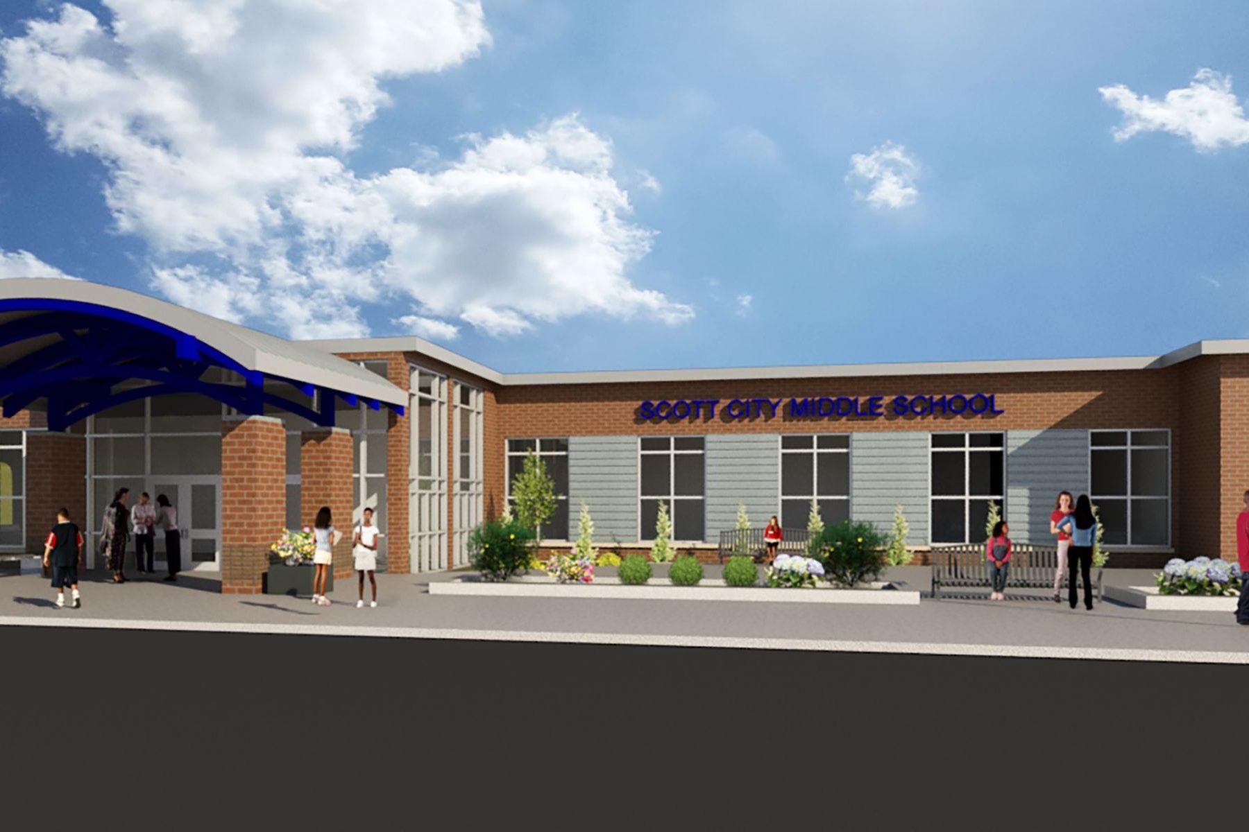 Final Scott city Middle School front entry - Copy