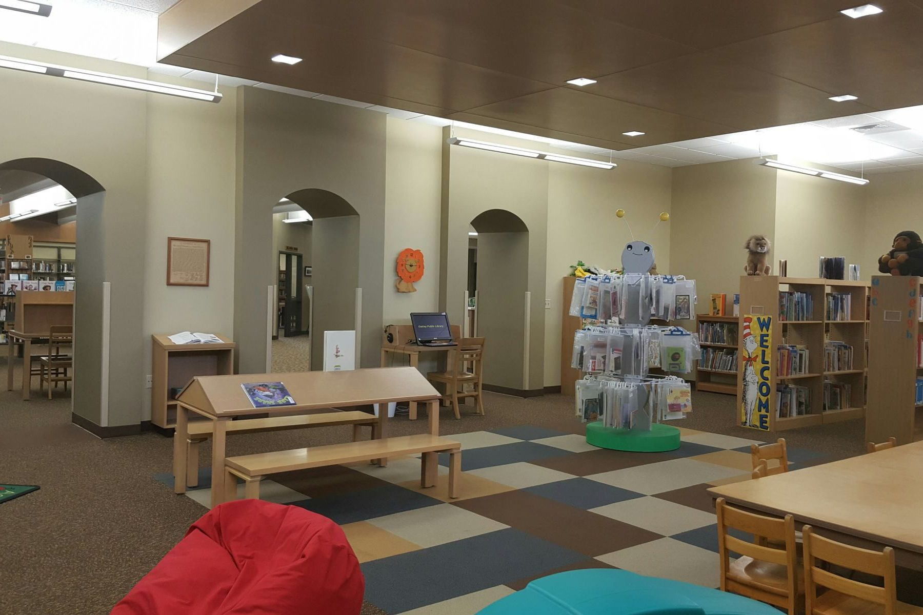 Oakley Library 2